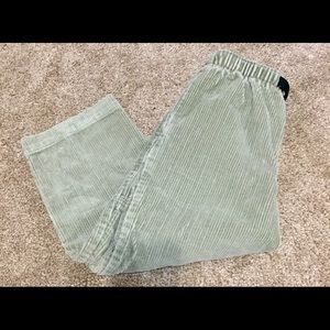 Lands End Youth Size 4 Corduroy Pants